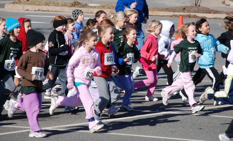 Детское спортивное соревнование