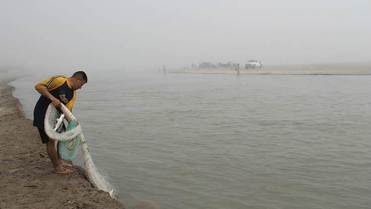 штраф за ловлю на сети на море