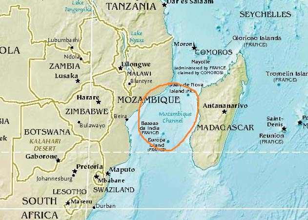 Мозамбикский пролив
